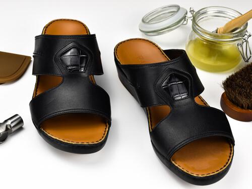 Sandal repair