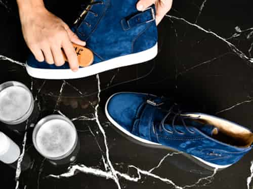 Sneakers Cleaning Services in Dubai
