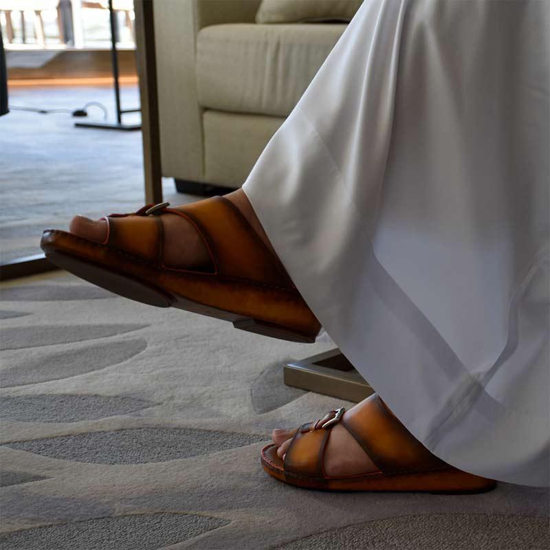 Patina Sandals