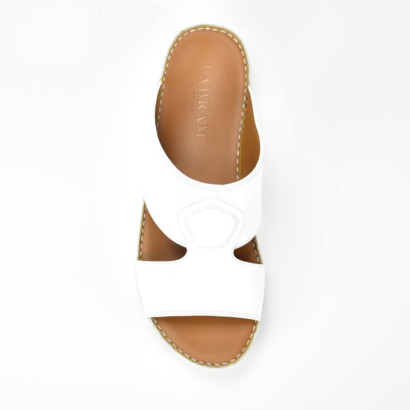 Sandals top White