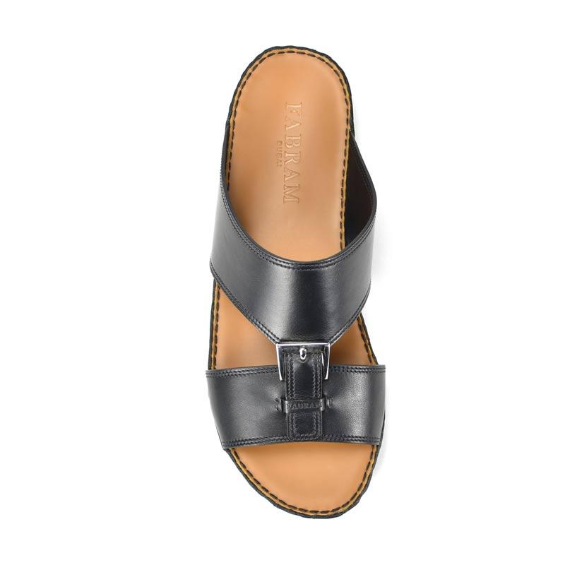 Sandals top black Buckle