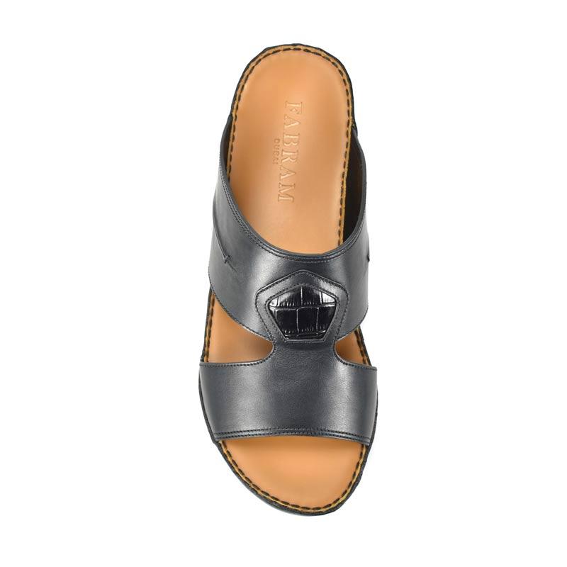 Sandals top black