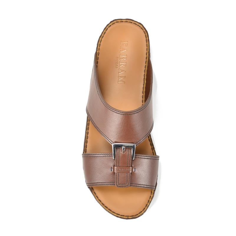 Sandals top brown