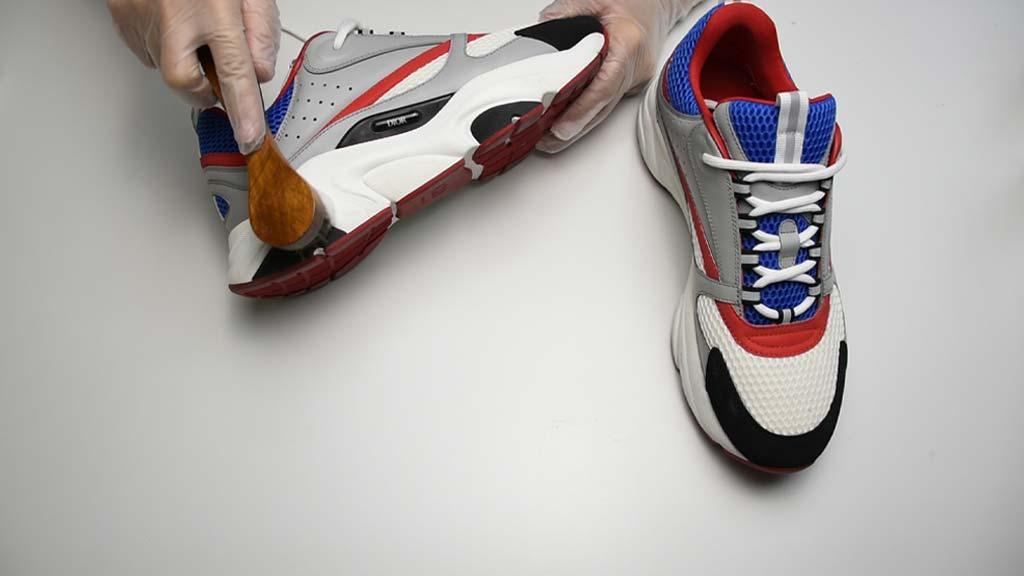 Luxury Sneakers cleaning in Dubai